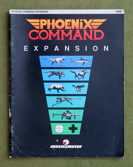 Image for Phoenix Command Expansion - PLAY COPY