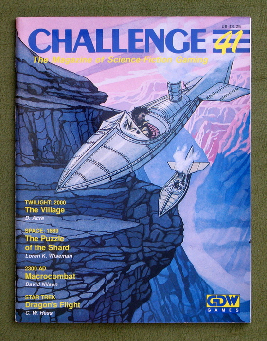 Image for Challenge Magazine, Issue 41