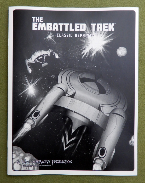 Image for The Embattled Trek (Wee Warriors Classic Reprint)