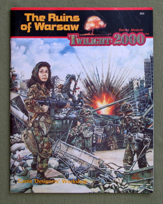 Image for The Ruins of Warsaw (Twilight: 2000)
