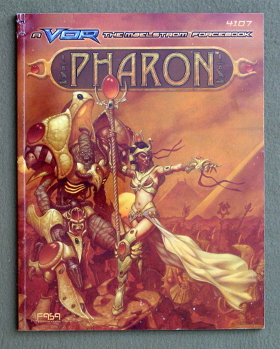 Image for Pharon (Vor: The Maelstrom Forcebook)