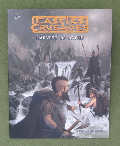 Image for Harvest of Oaths (Castles & Crusades C4)