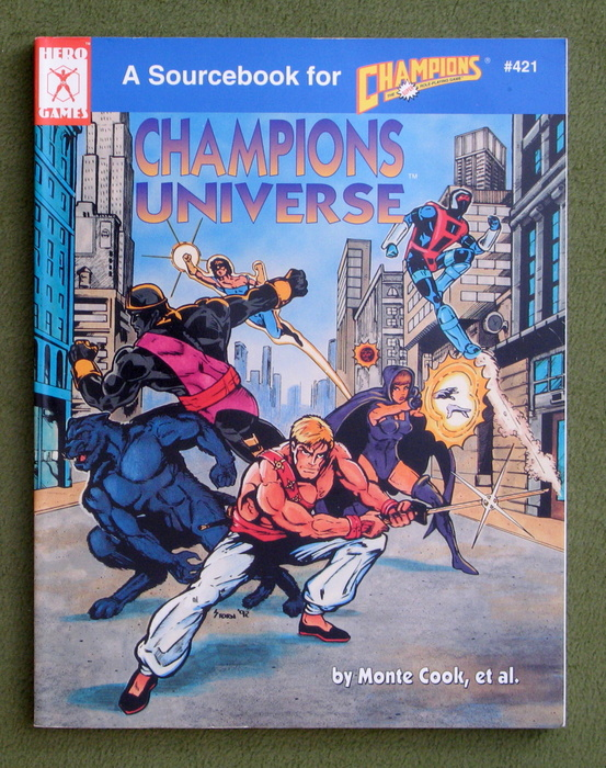 Image for Champions Universe (A Sourcebook for Champions)