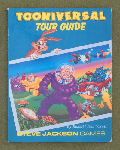 Image for Tooniversal Tour Guide (Toon)