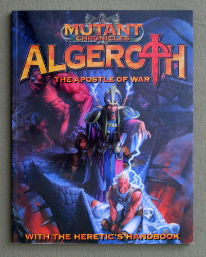 Image for Algeroth, the Apostle of War (Mutant Chronicles)