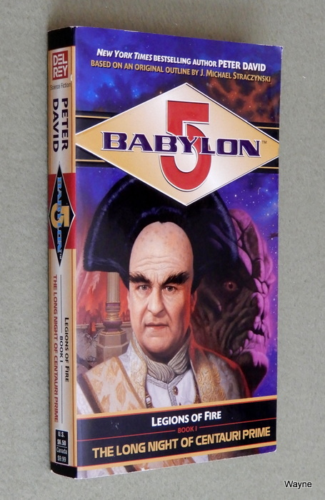 Image for The Long Night of Centauri Prime (Babylon 5: Legions of Fire, Book 1)