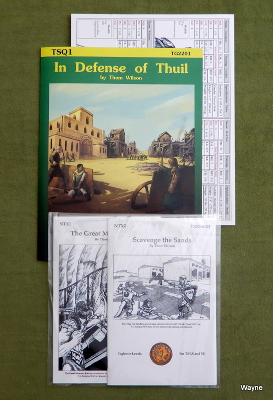 Image for In Defense of Thuil (TSQ1)