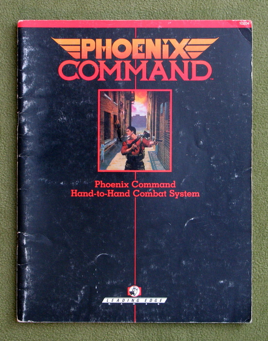 Image for Hand-to-hand Combat System (Phoenix Command) - PLAY COPY