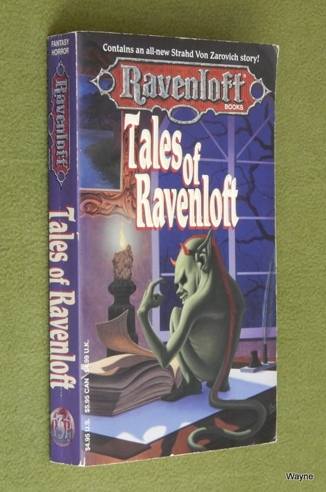 Image for Tales of Ravenloft