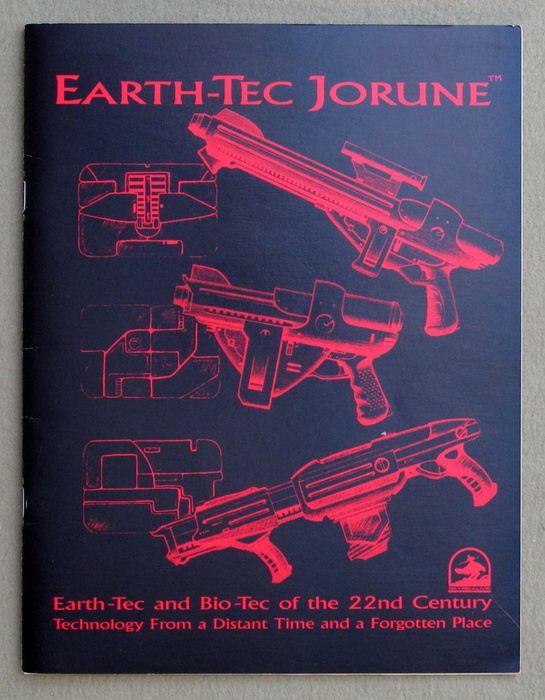 Image for Earth Tec Jorune: Earth-Tec and Bio-Tec of the 22nd Century