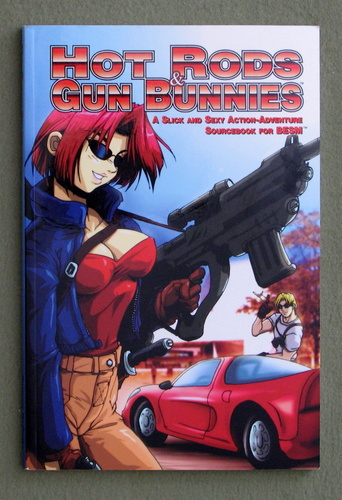 Image for Hot Rods And Gun Bunnies (BESM/Big Eyes, Small Mouth)