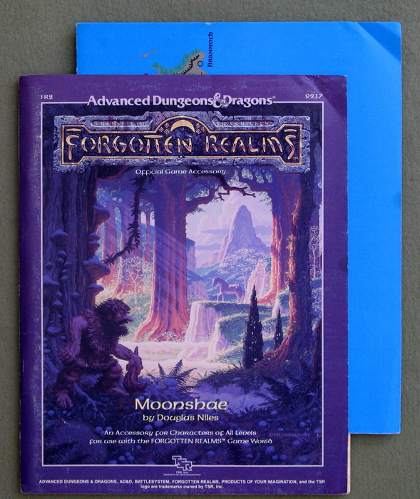 Image for Moonshae (Advanced Dungeons & Dragons: Forgotten Realms Accessory FR2)
