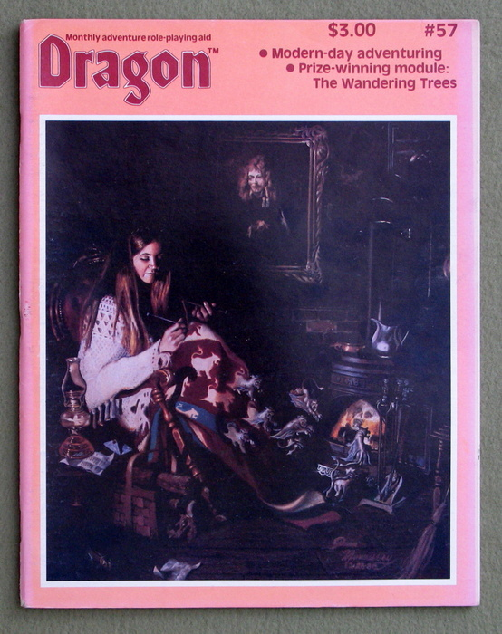 Image for Dragon Magazine, Issue 57