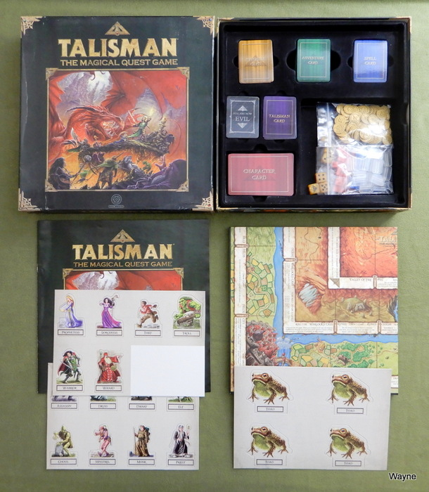 Image for Talisman: The Magical Quest Game