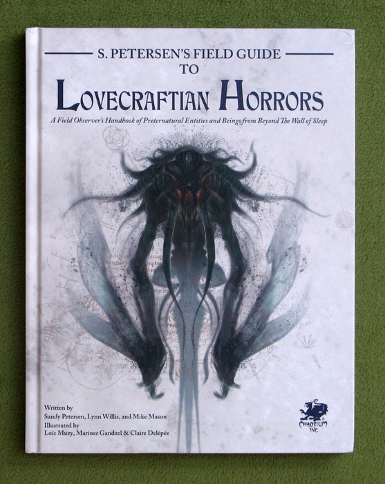 Image for S. Petersen's Field Guide to Lovecraftian Horrors (Call of Cthulhu Roleplaying)