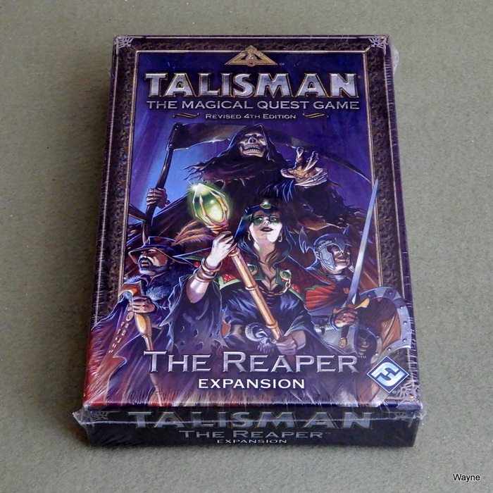 Image for Talisman 4th Edition: The Reaper Expansion