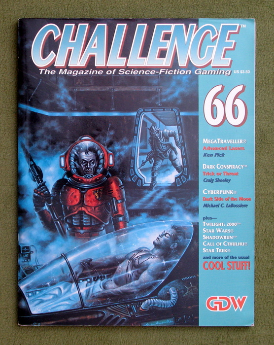 Image for Challenge Magazine, Issue 66