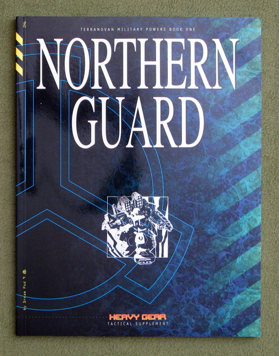 Image for Northern Guard (Heavy Gear Tactical Supplement, Terranovan Military Powers Book One)