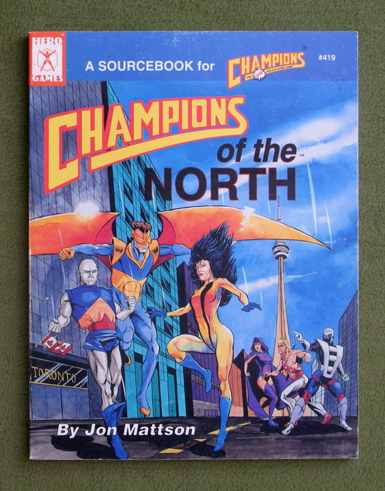 Image for Champions of the North (Champions)