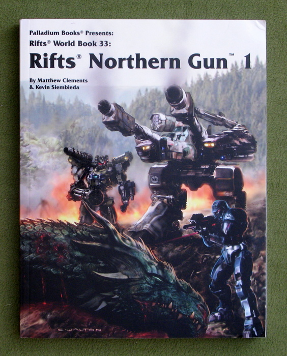 Image for Rifts Northern Gun 1