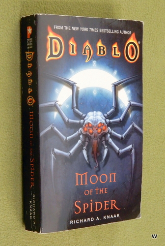 Image for Moon of the Spider (Diablo, Book 1)