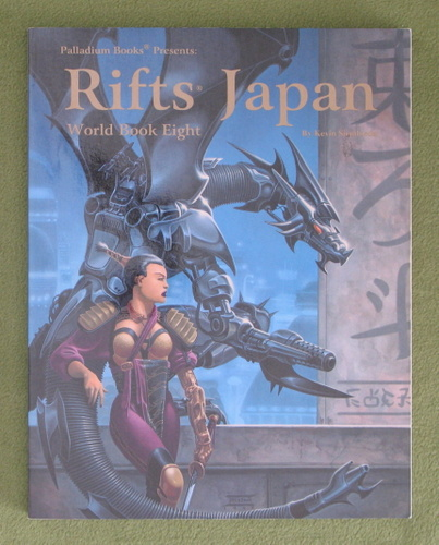 Image for Rifts World Book 8: Japan