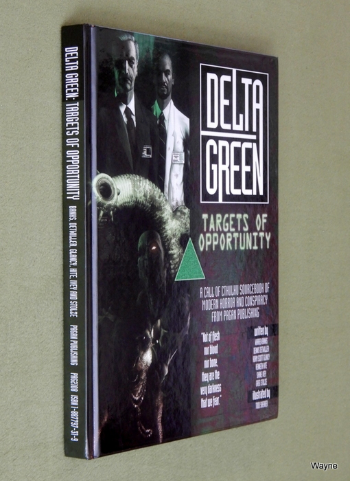 Image for Delta Green: Targets of Opportunity