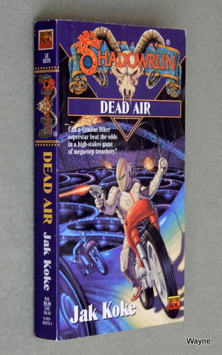 Image for Dead Air (Shadowrun)