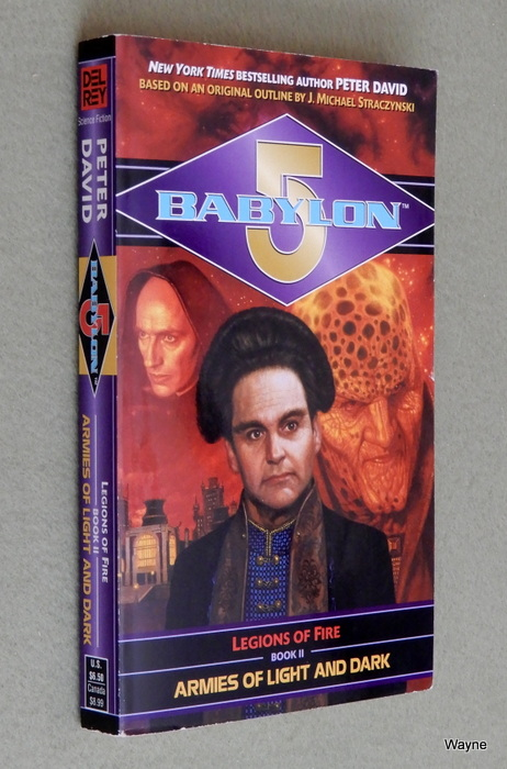 Image for Armies of Light and Dark (Babylon 5: Legions of Fire, Book 2)