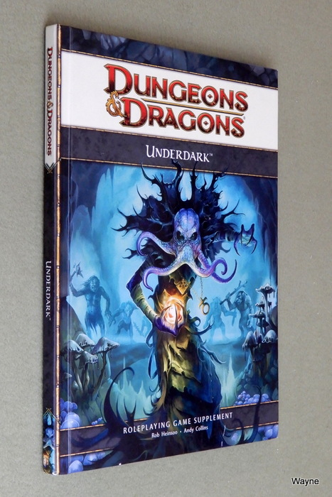 Image for Underdark (Dungeons & Dragons, 4th Edition)