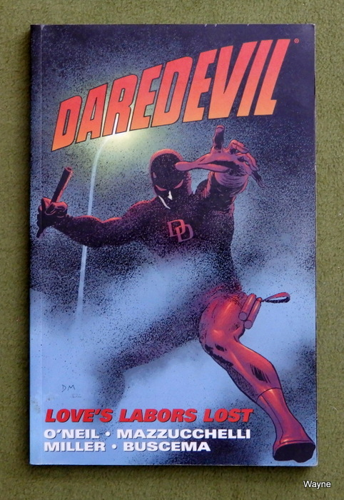 Image for Daredevil: Loves Labor Lost TPB