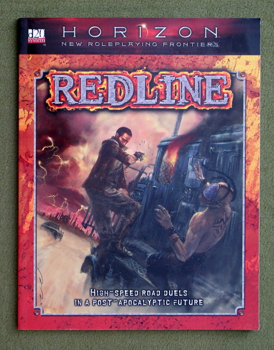 Image for Horizon: Redline (D20 System)