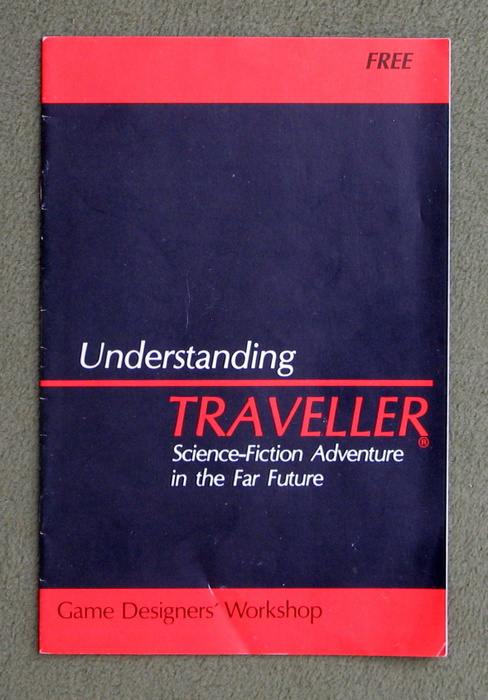 Image for Understanding Traveller: Science-Fiction Adventure in the Far Future