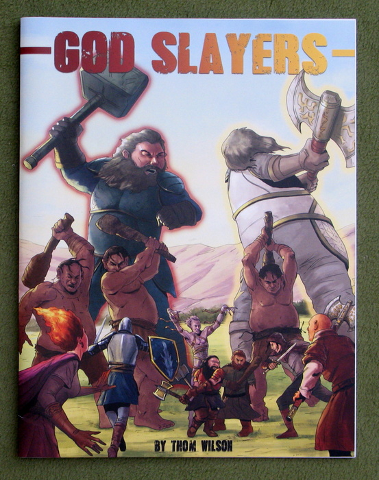 Image for God Slayers