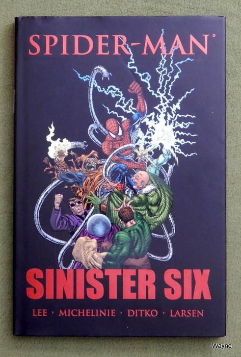 Image for Spider-Man: Sinister Six (Marvel Premiere Classic)