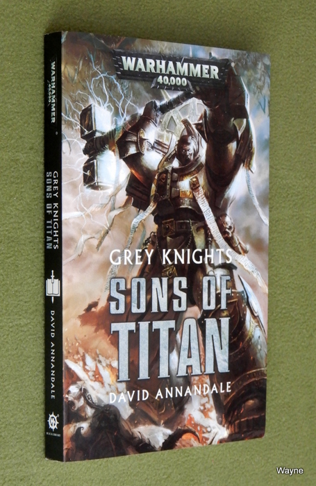 Image for Grey Knights: Sons of Titan (Warhammer 40,000)