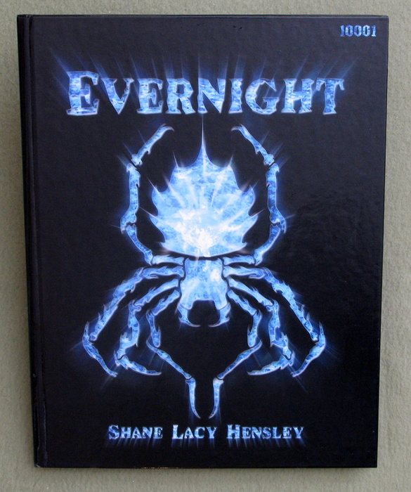 Image for Evernight (Savage Worlds)