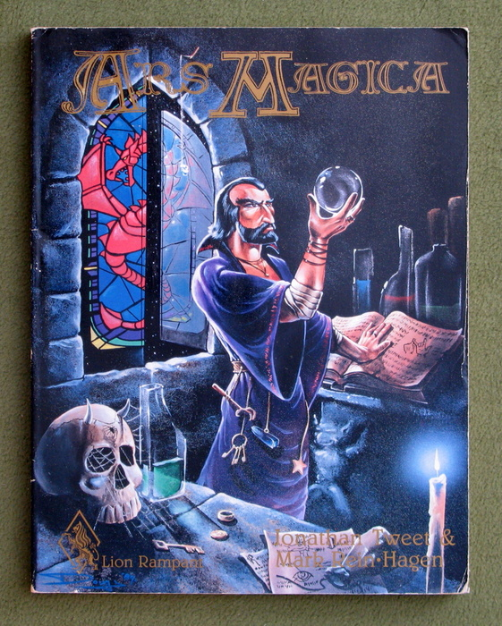 Image for Ars Magica (2nd Edition)