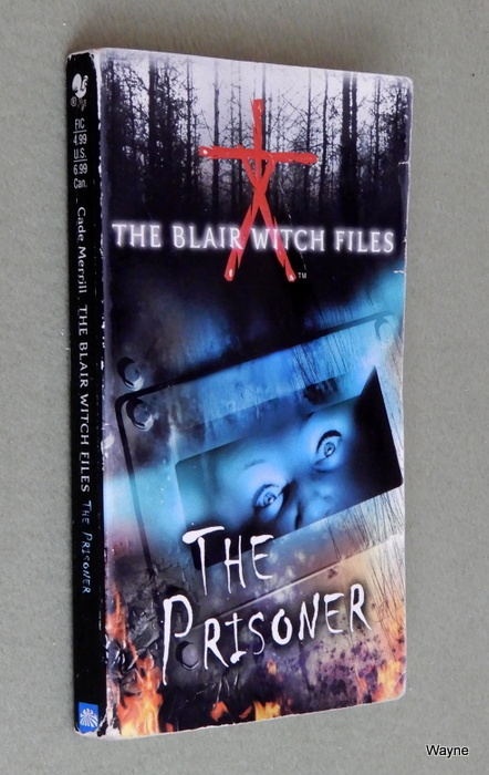 Image for The Prisoner (The Blair Witch Files, Case File 6)