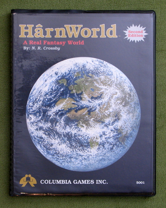 Image for HarnWorld, 2nd Edition (Harn Fantasy Campaign Setting)