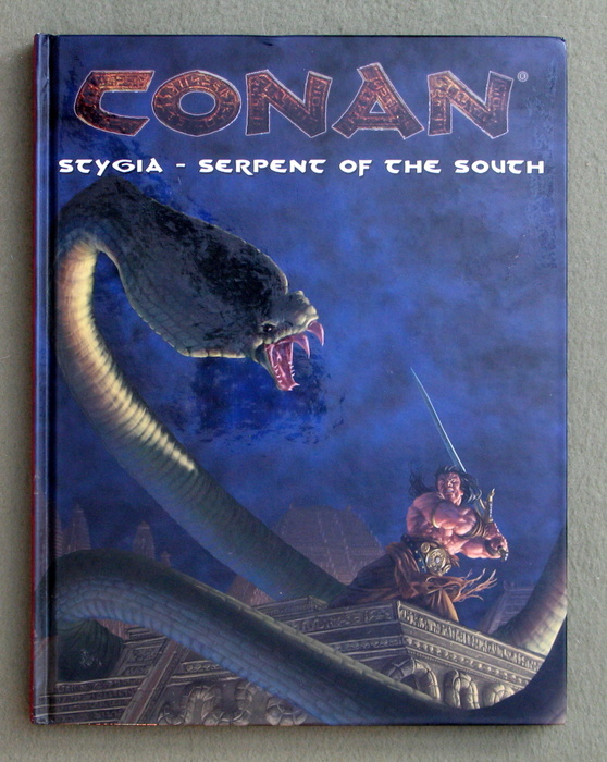 Image for Stygia - Serpent of the South (Conan Roleplaying Game)