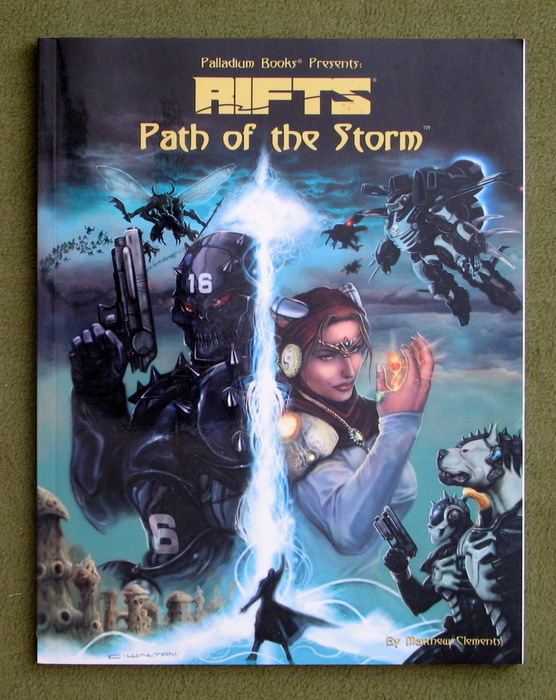 Image for Rifts: Path of the Storm