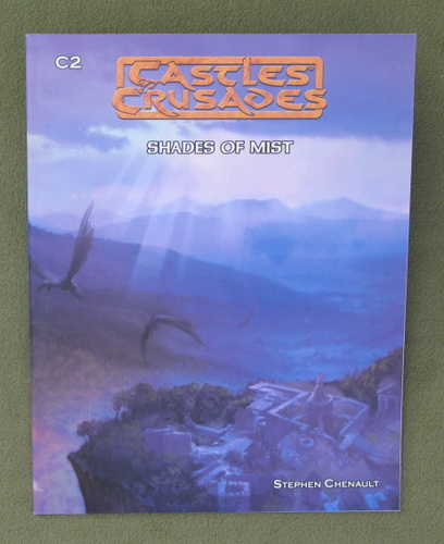 Image for Shades of Mist (Castles & Crusades C2)