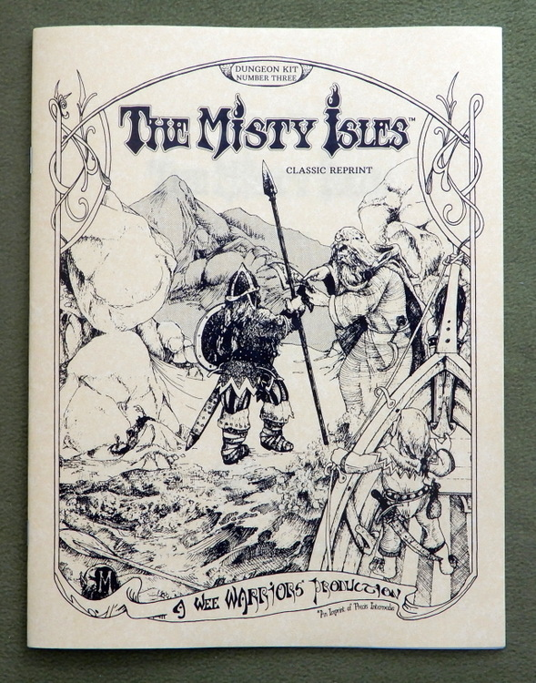 Image for The Misty Isles (Wee Warriors Classic Reprint)