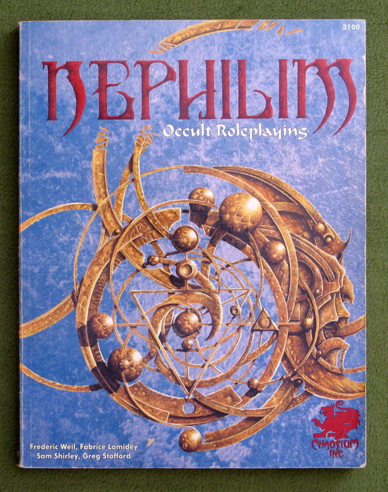 Image for Nephilim: Occult Roleplaying