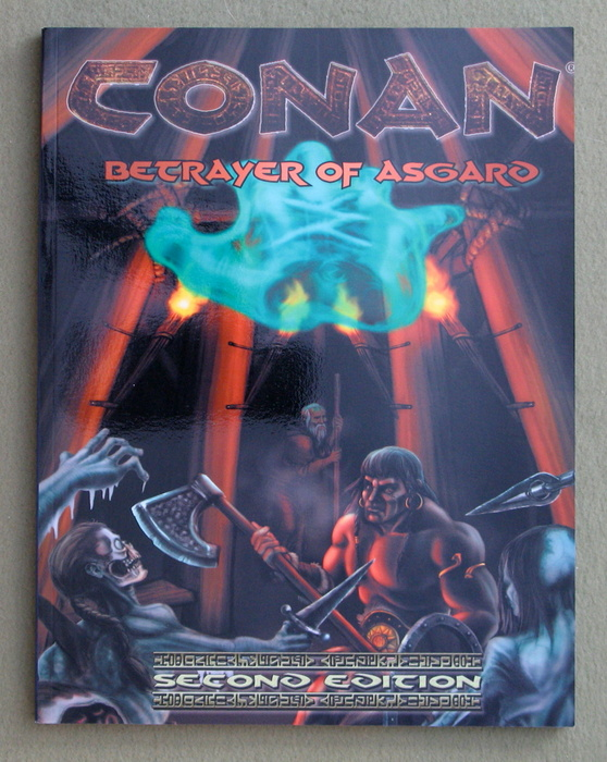 Image for Conan: Betrayer of Asgard, 2nd Edition