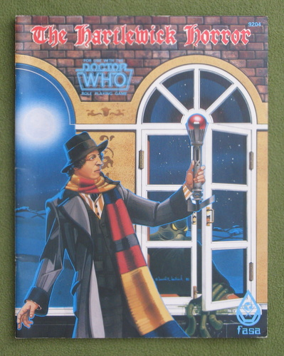 Image for The Hartlewick Horror (Doctor Who RPG)