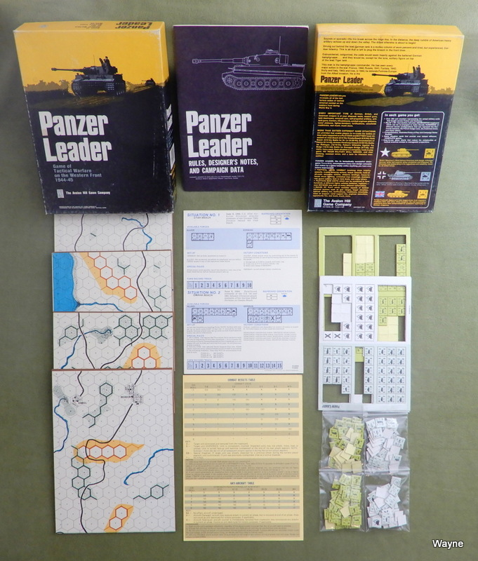 Image for Panzer Leader: Game of Tactical Warfare on the Western Front, 1944-45