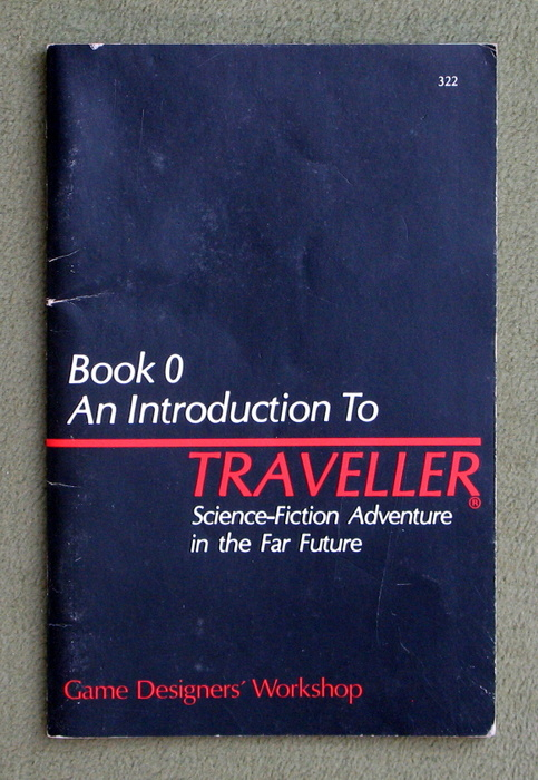Image for Traveller Book 0: An Introduction to Traveller