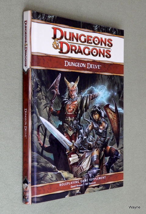 Image for Dungeon Delve (Dungeons & Dragons, 4th Edition)